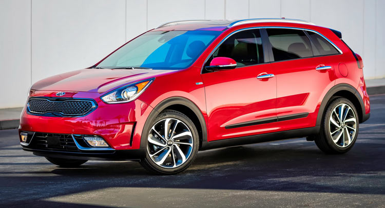 all new 2017 kia niro is a 50mpg dedicated hybrid crossover. Black Bedroom Furniture Sets. Home Design Ideas