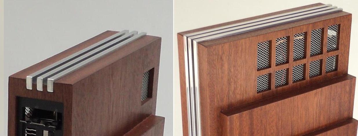 Tecnoneo: Ordenador SkyVue PC inspirado en la arquitectura Art Deco