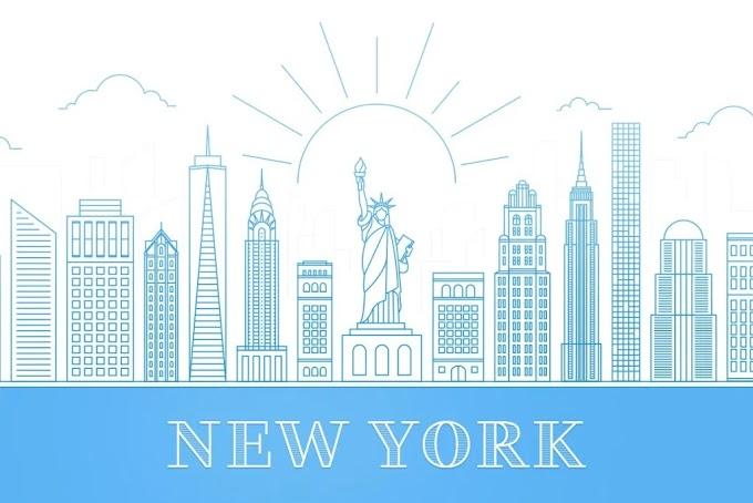 CreativeMarket New York City – Skyline 3496135