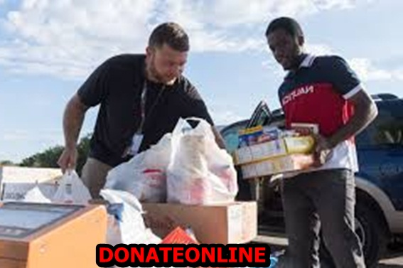 Donating  cars to  help a cause or organization