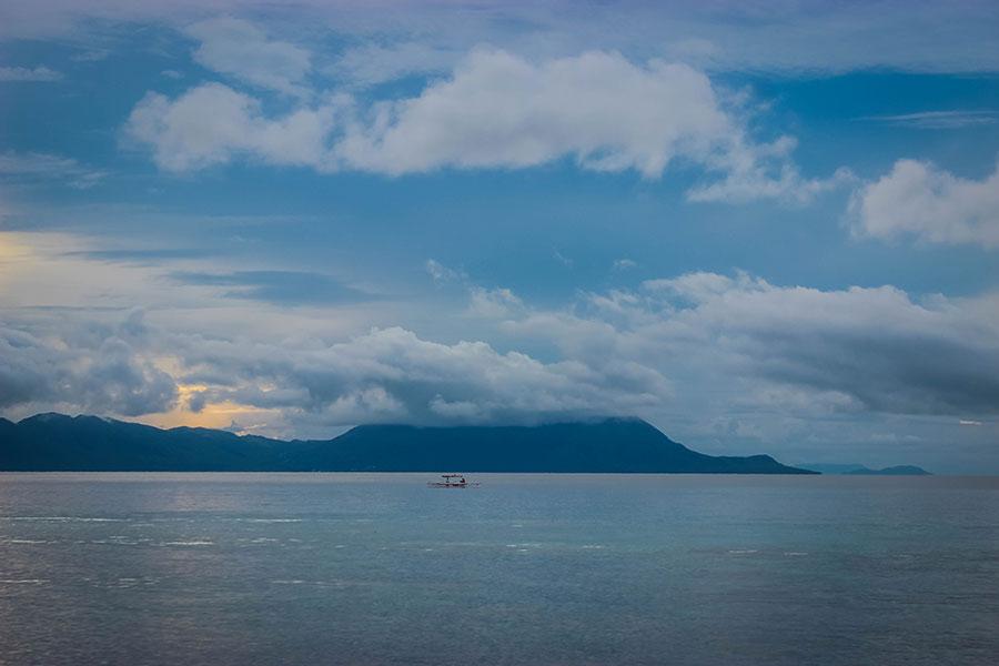 Dakdak Beach, Limasawa Island