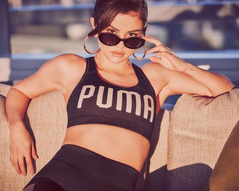 Selena Gomez stars in new PUMA campaign