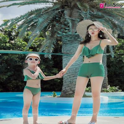 Bikini mẹ con M149