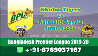 Raja Babu Today Match Prediction BPL T20 CBTF