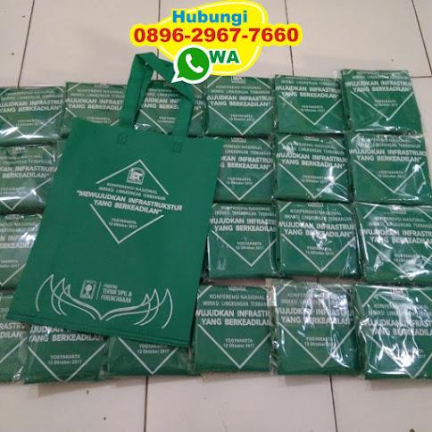 tas spunbond ransel murah 50883