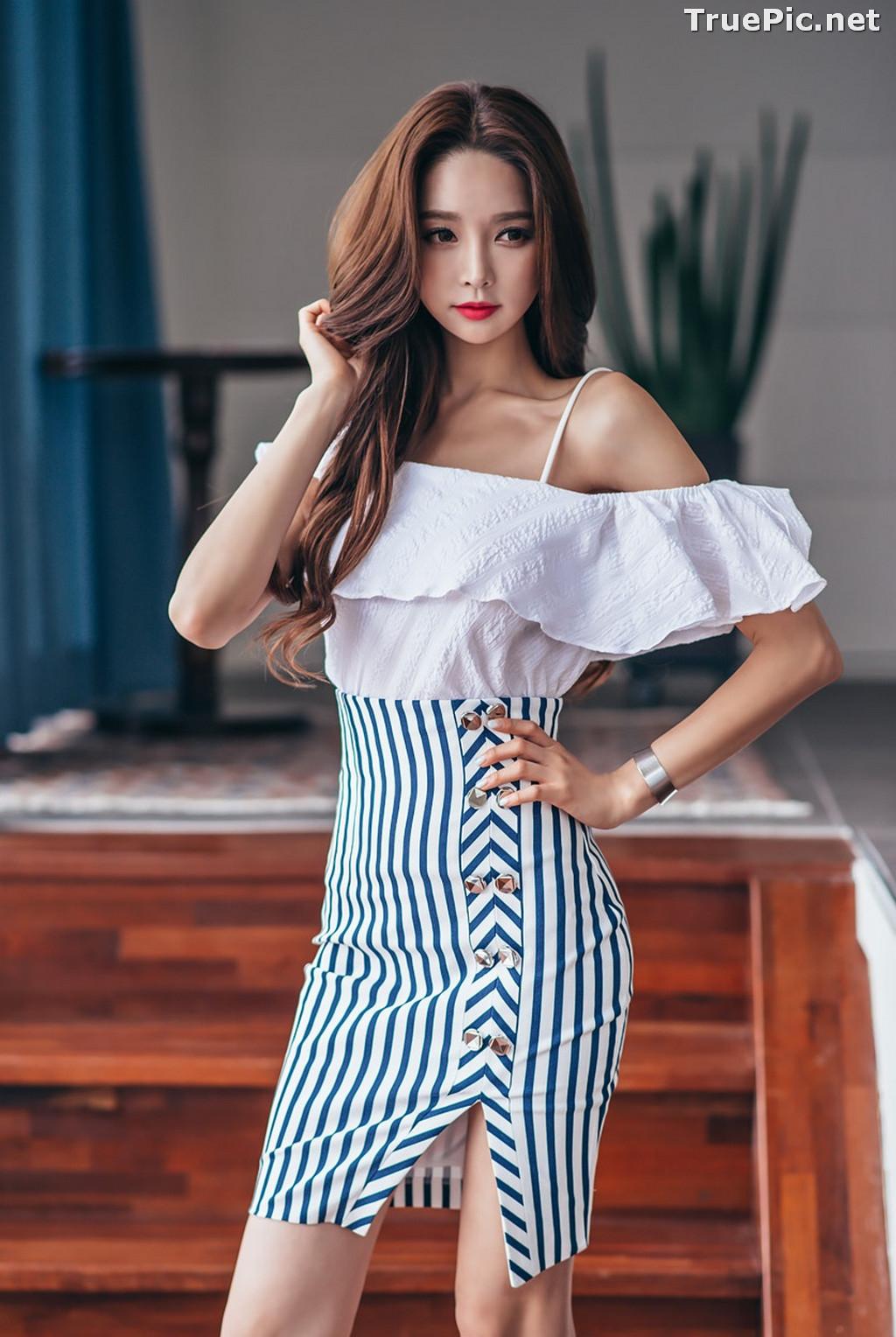 Image Korean Beautiful Model – Park Soo Yeon – Fashion Photography #2 - TruePic.net - Picture-10