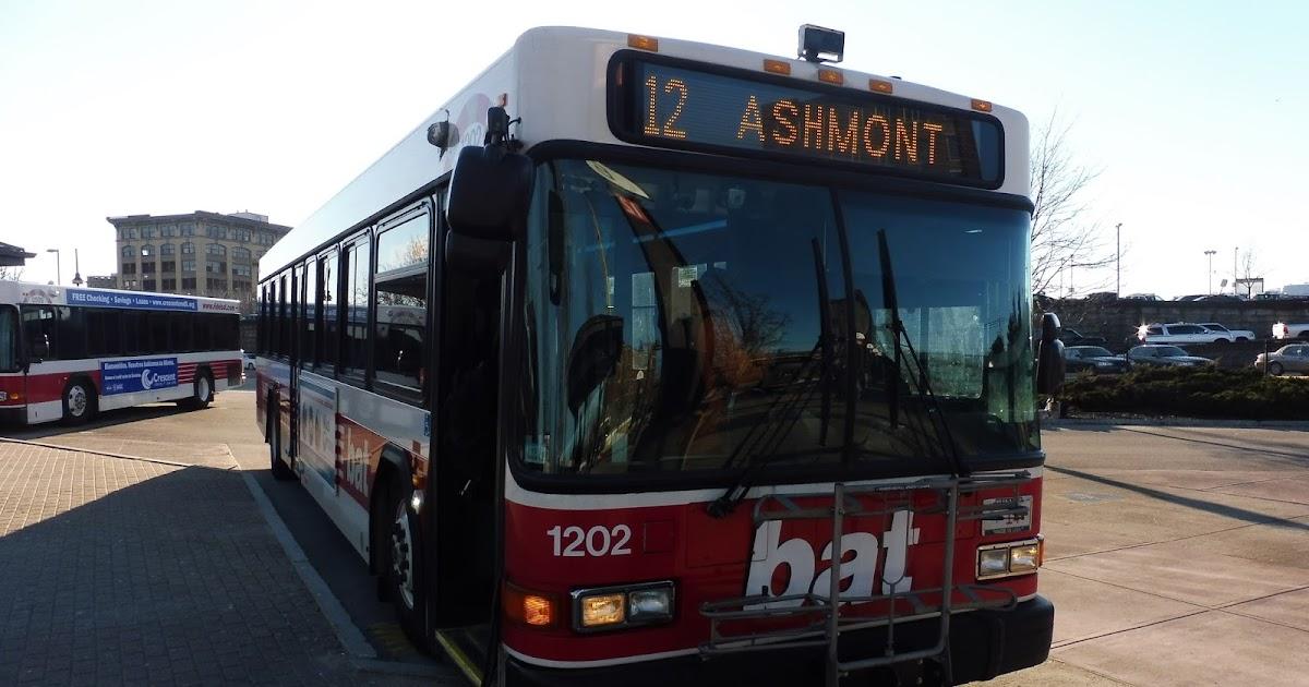 Bat Bus 12 >> Miles On The Mbta Bat Ashmont Route 12 Routes To Boston