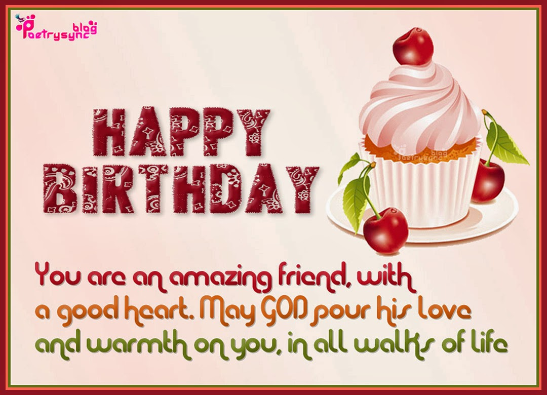 Happy Birthday Wishes for Best Friend Quotes with Messages – Happy Birthday Card Best Friend