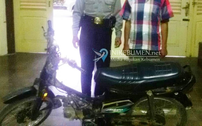 Wah! Nekat Nyuri Motor di Pondok Pesantren, Remaja ini Ditangkap Polsek Prembun