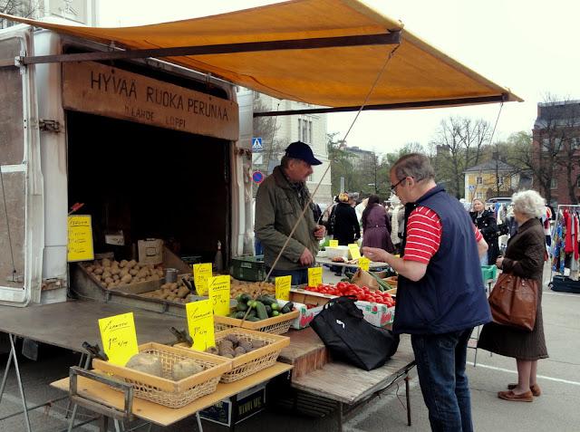 Hietalahti market