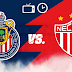 Chivas vs Necaxa EN VIVO Por la jornada 6 del Apertura 2019 Liga BBVA Bancomer. HORA / CANAL