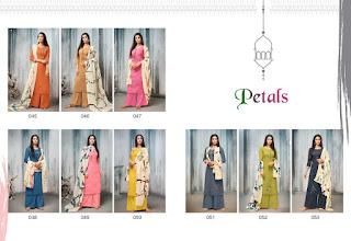 Angroop plus Petals Lawn Suits catalog wholesaler