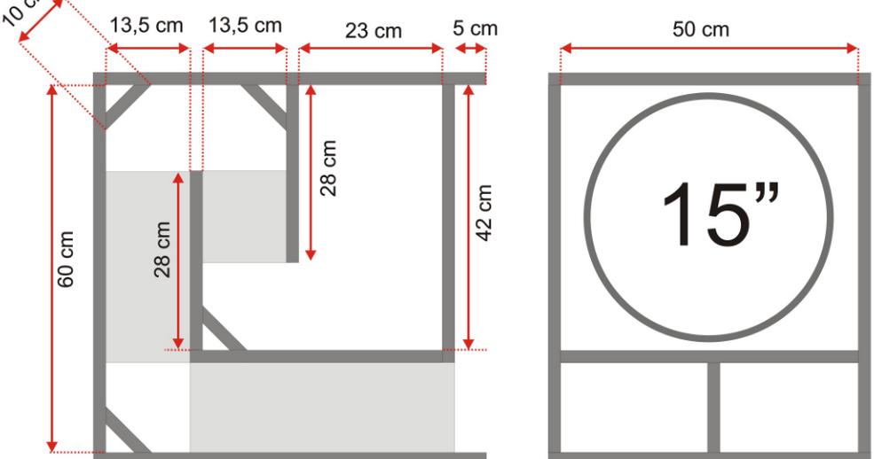 Skema Box 15 Inch Miniscoop