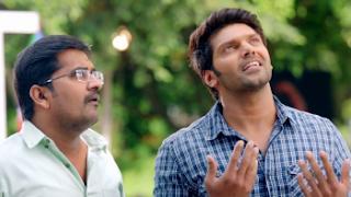 Download Gajinikanth (2018) Hindi Dubbed HDRip 720p | MoviesBaba 2