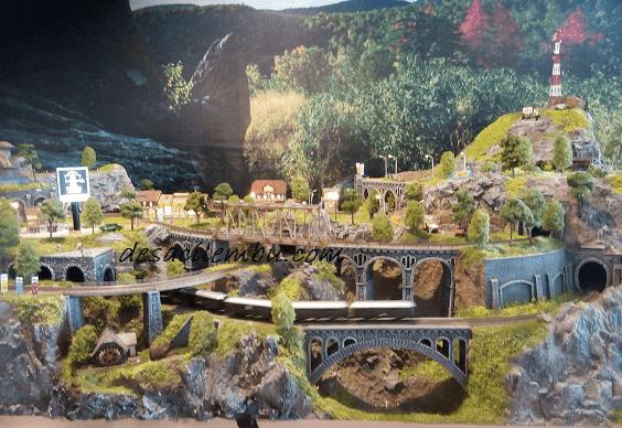 Diorama di Asia Plaza Sumedang