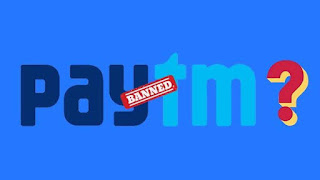 Google Banned Paytm from Google Play Store
