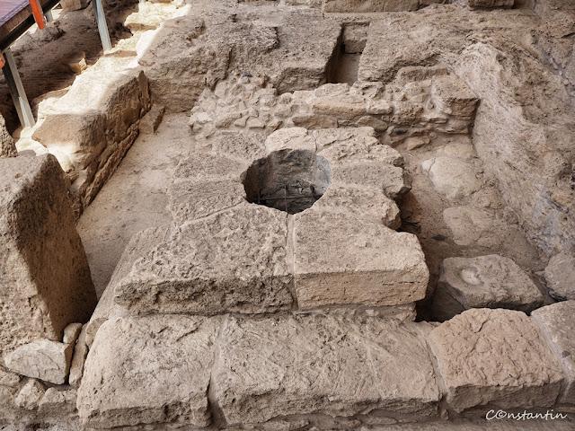 Kourion - Bãile romane - blog FOTO-IDEEA