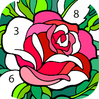 Color By Number – New Coloring Book Mod Apk (Unlimited Tips/Exclusive Picture Pack Purchased)