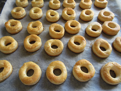 Rosquillas de yema (Rosquillas de Alcalá) thermomix