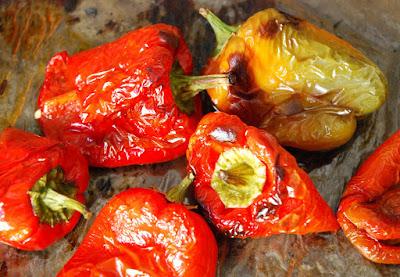 Pesto de poivrons rouges