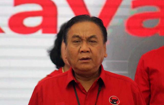 Bambang Pacul Marah, PDIP Tantang Buktikan Aliran Suap Bansos