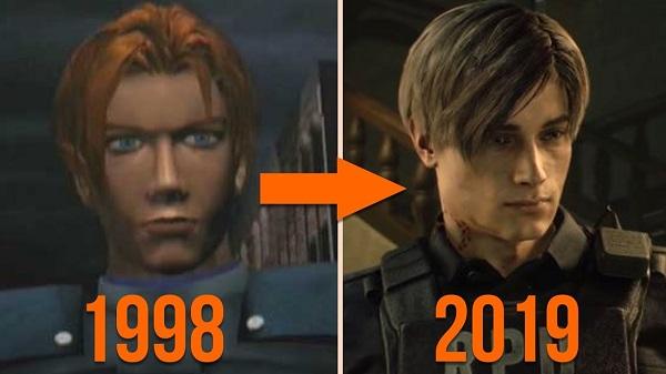 Graphics Comparison: Classic vs Modern Games