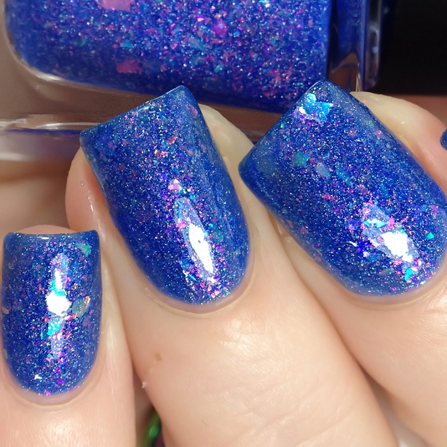 Lemming Lacquer-The Rainbow Fish