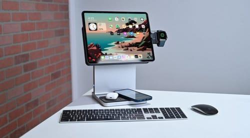Kensington launched StudioDock iPad