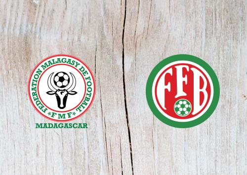 Madagascar vs Burundi - Highlights 27 June 2019
