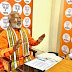यूपी के बीजेपी अध्यक्ष बोले: कांग्रेस में 'सोनिया माता' जबकि भाजपा में 'भारत माता' को पूजने की परंपरा