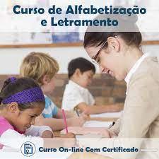 Curso Online de Alfabetização - Educação Infantil e de Jovens Adultos