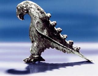серебряный орел