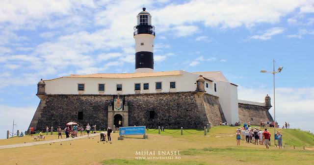 Muzeul Naval Da Barra, Salvador de Bahia, Brazilia