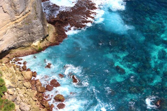 banah cliff bali