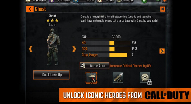 call of duty heroes 4.4.0 mod apk download
