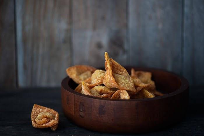 fried wonton recipe