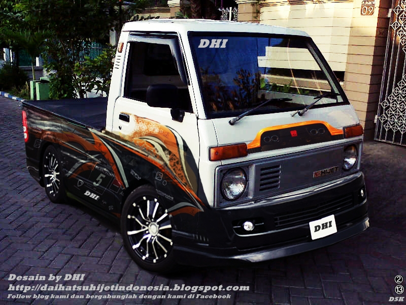 Top Populer 51+ Mitsubishi L300 Pick Up Modifikasi