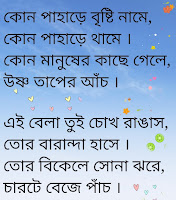 Kagojer Bari Lyrics