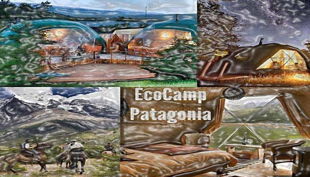 Locating in the core of the Patagonian wilds, the Eco Camp characterizes durable geodesic domes resembling the old Kaweskar tribal lodging. The windows in the ceiling also provide you an opportunity to view the dazzling sky filled with stars.
