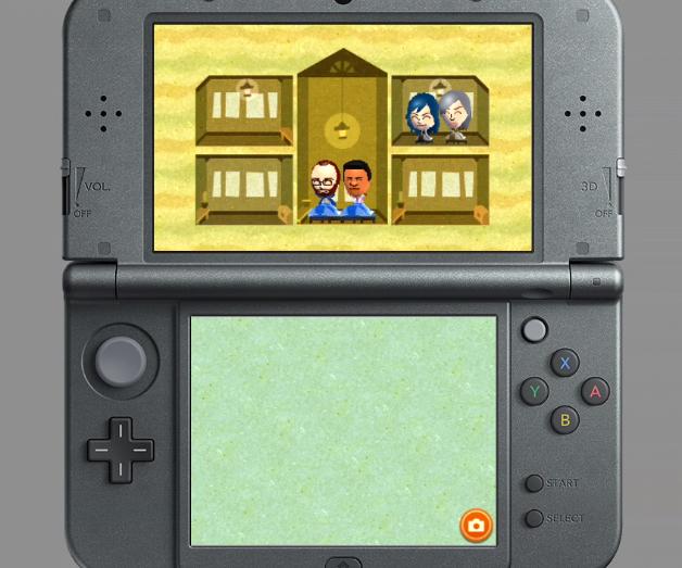 Miitopia Nintendo Treehouse Live inn sleeping Reggie Fils-Aime gay