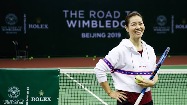 Richest Tennis Players - Li Na