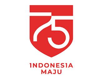 logo hut ri ke-75