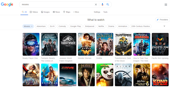 Discover Movies and TV Series More Easily with this New Google Search Feature