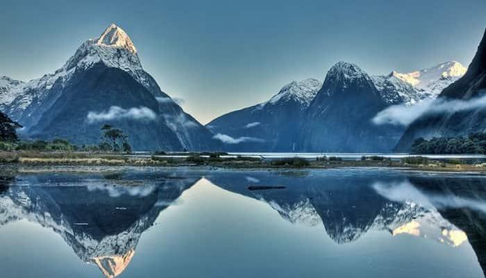 Wisata Terbaik di Zelandia Baru