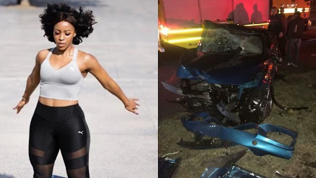 Sbahle Mpisane is off life support and out of danger,head not injured, relieved dad reveals