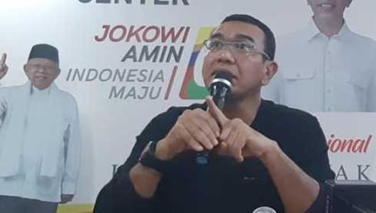 TKN Bongkar Kebohongan Klaim Prabowo Menang di DKI dan Lampung