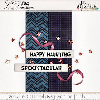 Creative Team for LDrag Designs -  2017 DSD PU Grab Bag ? Fright Night and Coordinating Freebie
