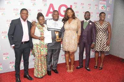 Vodafone Is Best CSR Organisation Of The Year – AGI Awards