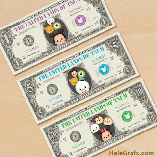 free printable cartoon money