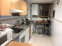 piso en alquiler zona uji castellon cocina